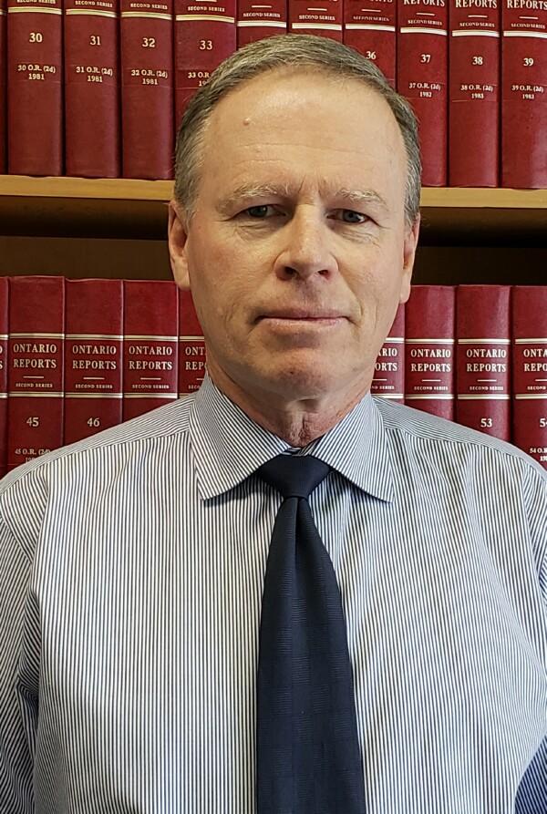 Donald C. MacVicar, LL.B., LL.M.