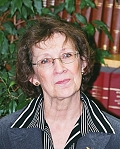 Gloria Soderstrom, former book-keeper and office manager (retired)
